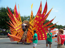 Caribana Parade in Toronto Stock Photos