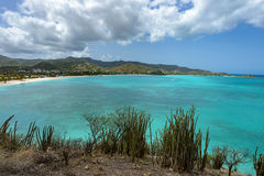 Caribbean bay Stock Photography