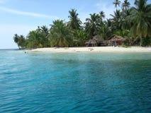 Caribbean beach stock photos