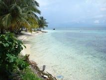 Caribbean beach stock images