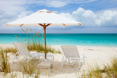 Caribbean beach Stock Photography