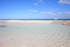 Caribbean beach Stock Image