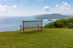 Caribbean beach on the northern coast of Jamaica Stock Photo
