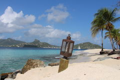 Caribbean Beach, St Vincent and the Grenadines