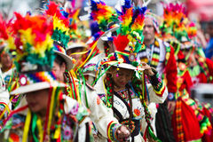 Caribbean Carnaval festival in Rotterdam Royalty Free Stock Photo