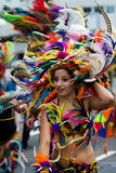 Caribbean Carnaval festival in Rotterdam Royalty Free Stock Images