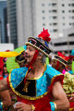 Caribbean Carnaval festival in Rotterdam Stock Photos