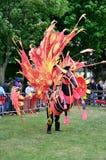 Caribbean carnival. 30 of May 2011-Reading Caribbean Carnival royalty free stock images
