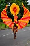 Caribbean carnival. 30 of May 2011-Reading Caribbean Carnival stock photos