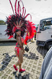 Caribbean carnival. 6 of June 2012-Reading Caribbean Carnival stock photos