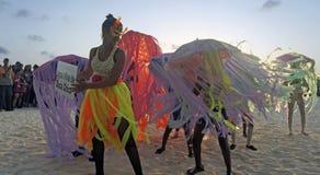 Caribbean carnival Stock Photos