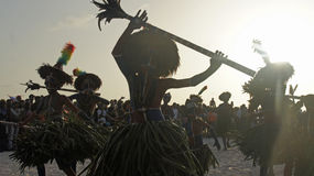 Caribbean carnival Royalty Free Stock Images