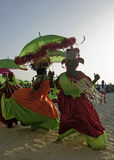 Caribbean carnival Royalty Free Stock Photos