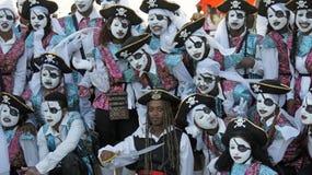 Caribbean carnival Stock Photography