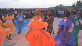 Caribbean carnival Royalty Free Stock Photography