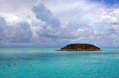 Caribbean Cay Stock Image