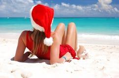 Caribbean christmas Stock Photography