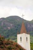 Caribbean Church Royalty Free Stock Photography