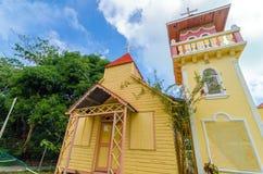 Caribbean Church Stock Image