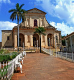The Caribbean churchlet-2 Royalty Free Stock Photos