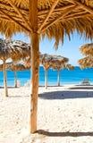 The caribbean coast Royalty Free Stock Photography