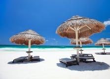 Caribbean coast Stock Photography