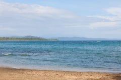 Caribbean coast Costa Rica Royalty Free Stock Photography