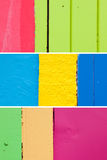 Caribbean Color Wall Backgrounds 1 Stock Photo