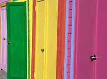 Caribbean Colors Royalty Free Stock Image