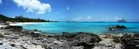 Caribbean Cruise Stock Photo