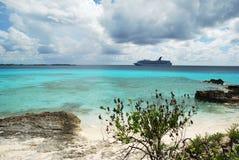 Caribbean Cruise Royalty Free Stock Image