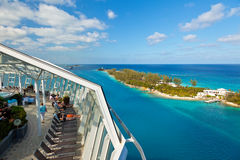 Caribbean Cruise Royalty Free Stock Photography