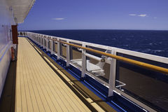 Caribbean Cruise Ship - Find Your Escape Stock Photo