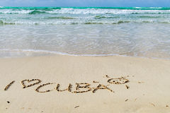 Caribbean, cuba Stock Photos