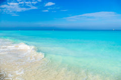 Caribbean, cuba Royalty Free Stock Photo