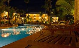 Caribbean Dominican Republic Resort Stock Image