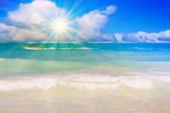 Free Caribbean Dream Beach . Stock Photos - 37491563
