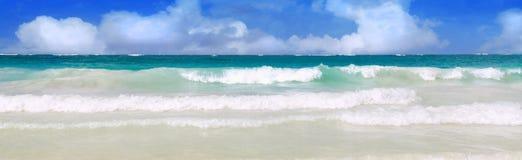 Caribbean Dream beach . Stock Photo