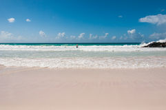 Caribbean Dream Beach Royalty Free Stock Images