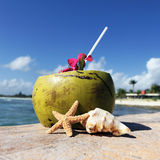 Caribbean drink Stock Photography