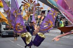 Caribbean festival. Caribbean Derby Festival 2016 stock image