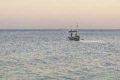 Caribbean Fishing Royalty Free Stock Images