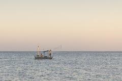 Caribbean Fishing Royalty Free Stock Photography