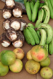 Caribbean Fruit Stall Royalty Free Stock Images