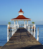 Caribbean Gazebo Stock Photos
