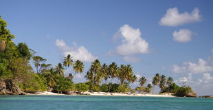Caribbean Island Stock Photography