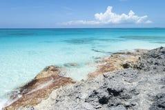 Caribbean Island Coast Royalty Free Stock Photography