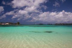 Caribbean Lagoon Royalty Free Stock Photos