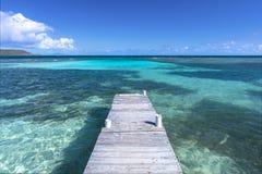 Caribbean life Stock Image