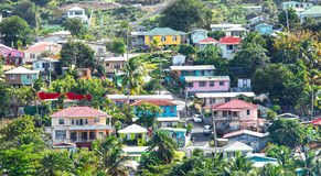 Caribbean Living Stock Photo